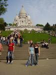 REBECCAS 18TH BIRTHAY TRIP TO PARIS