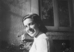 Maria Justina Pereira Guterres - Tininha , estudante em Coimbra