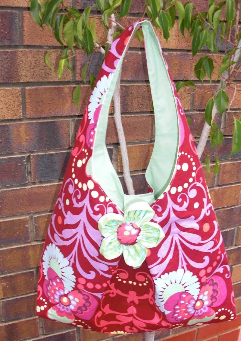 Pursepatterns : SEW PRIM KHRIS !: Sling Bag Pattern