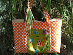 Tote Bag Tutorial/Free PDF Pattern