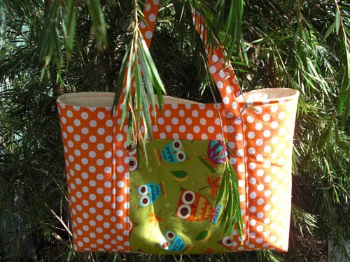 FREEBIES FOR CRAFTERS: Tote Bag Tutorial/Free PDF Pattern