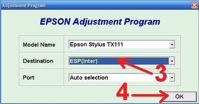 cara mereset epson tx110-tx111 blink berkedip error - cara service epsont tx error 3
