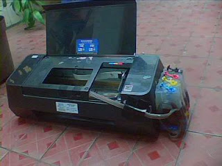 Memperbaiki Printer T11