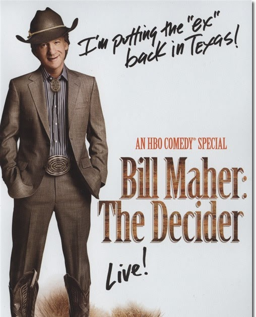 Bill Maher: The Decider - eshboespanacom