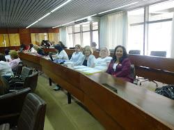 Encontro Nacional de Docentes e Coordenadores de Secretariado em BSB-11/2010