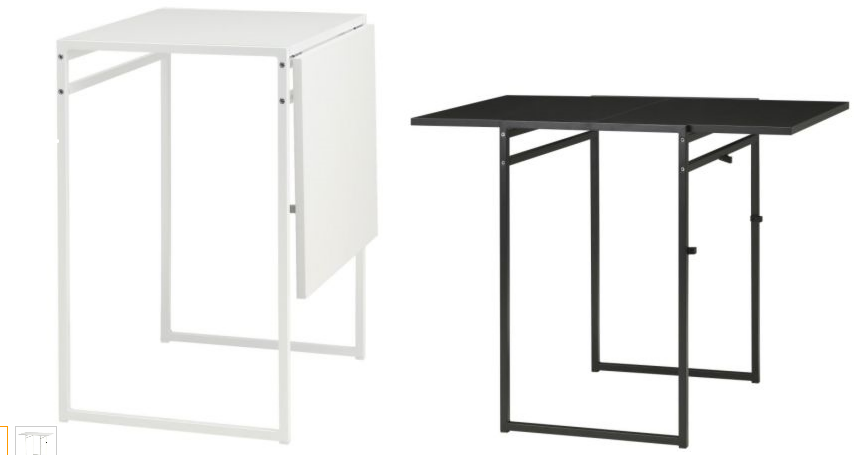 Table cuisine moderne ikea pr l vement d for Base de table ikea