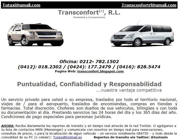 Transconfort R.L.