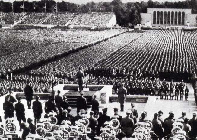 Formación nazi