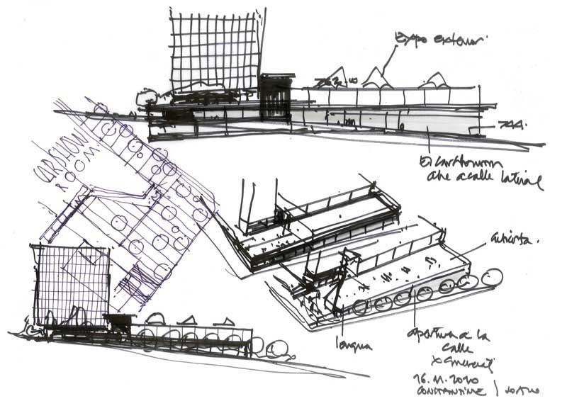 Dibujos de arquitecto architect drawings 101116 - Trabajo arquitecto barcelona ...