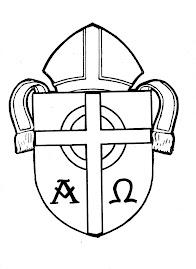 Escudo de la Iglesia Anglicana Independiente En México