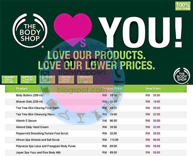 out of 5 stars () The Body Shop. Online Only Tea Tree Anti-Blemish Deluxe Kit.