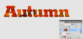 How To Make A Text Clipping Mask In Photoshop