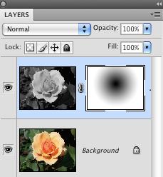 gradient mask tutorial screen shot
