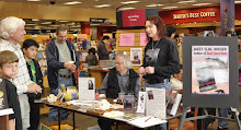 Borders book signing