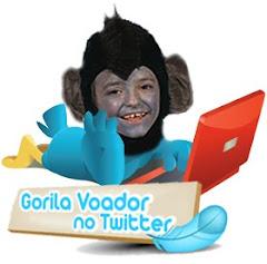 Twitter Gorila Voador