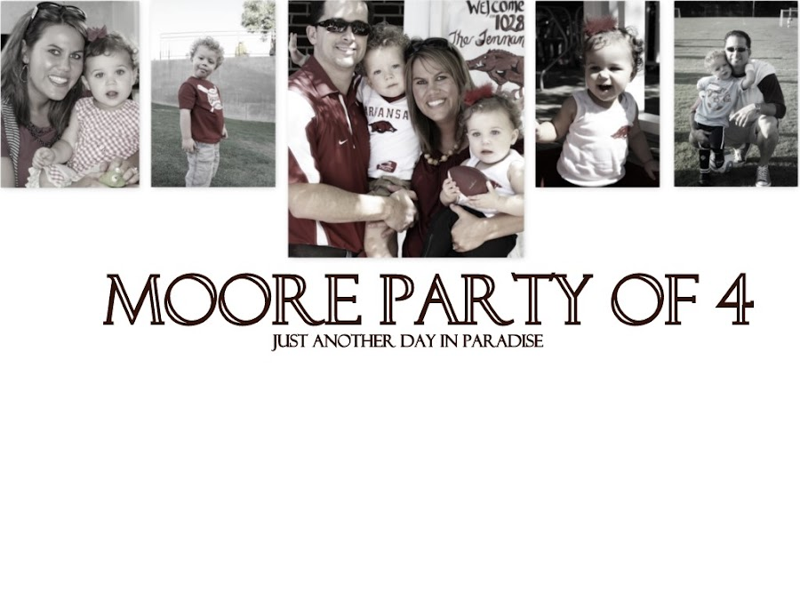 Moore Party Of 5