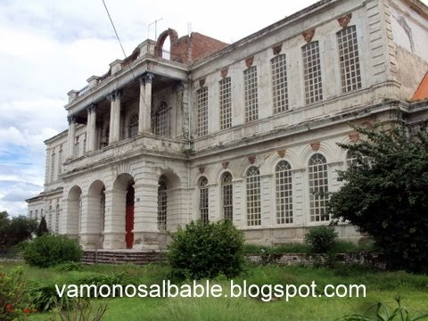El bable la escuela de agricultura de vista hermosa michoac n en el siglo xix - La casa del compas de oro ...