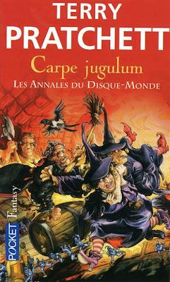 Pratchett Terry - Carpe jugulum - Les annales du Disque-Monde T24 Livre+Disque+Monde+Carpe+Jugulum