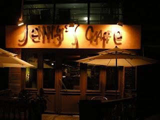 Jenny S Cafe Hours