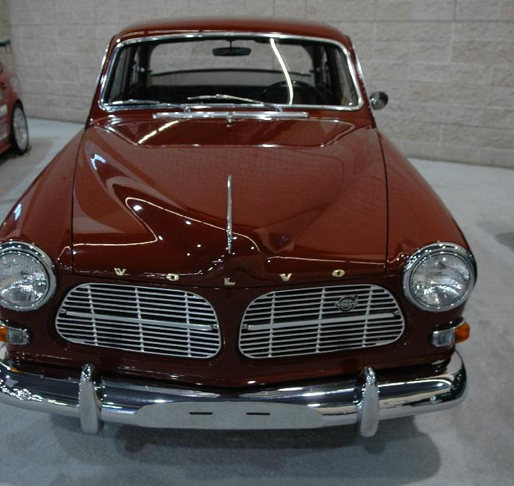 This 1966 Volvo 122S was sold new in June of 1966 for the grand sum of