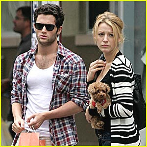 Penn Badgley Dating Blake Lively on Blake Lively Penn Badgley Cab Jpg