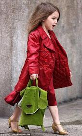 Çocuk modası ve ünlü bebeler...