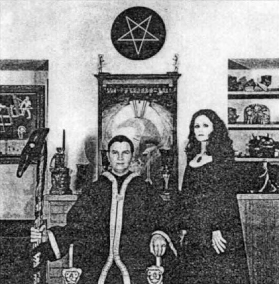 DEMONOLOGY AND SATANISM: MICHAEL AQUINO AND THE TEMPLE OF SET