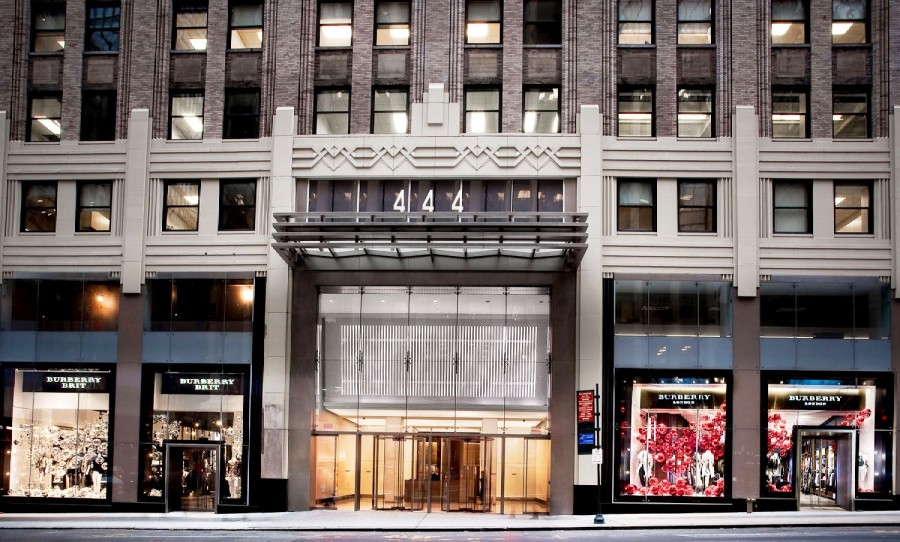 00a0f6fad857 ... 2009 – Burberry was pleased to announce the opening of two new stores  either side of its recently opened Americas headquarters at 444 Madison  Avenue in ...