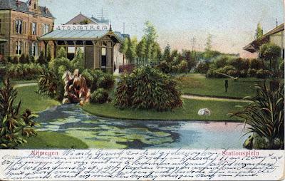 Postcard from Nijmegen