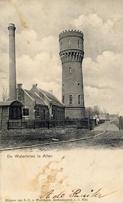 Postcard from Alphen