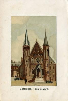 Postcard fromDen Haag