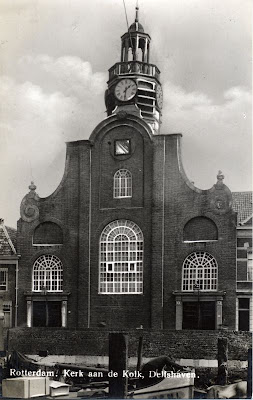 Pilgrim Fathers Church in Delfshaven