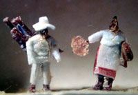 Dressed Mexican Fleas