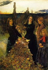 Millais Autumn Leaves