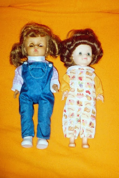 Two More Rescued Dolls