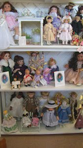 Our Friends at The Fennimore Doll and Toy Museum