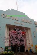 Central Market Yang Tersergam Sejarah Seni