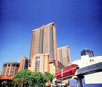 Hotel Exterior, Jalan Imbi