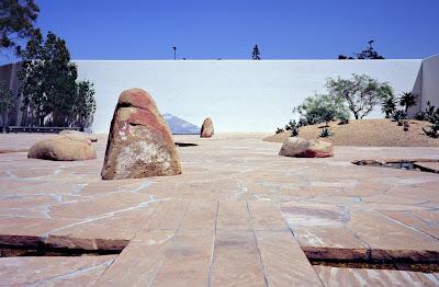 #11 Noguchi Sculpture Garden (Phyllis)