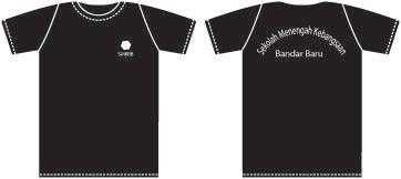 Contoh T Shirt Roundneck