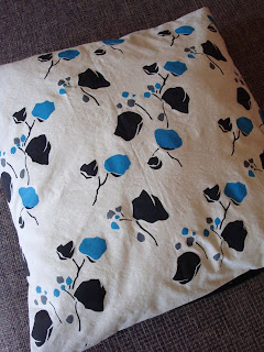 screen printed fabric, cushion cover, mizu designs