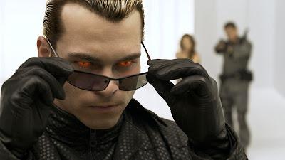 Albert Wesker - Resident Evil Afterlife