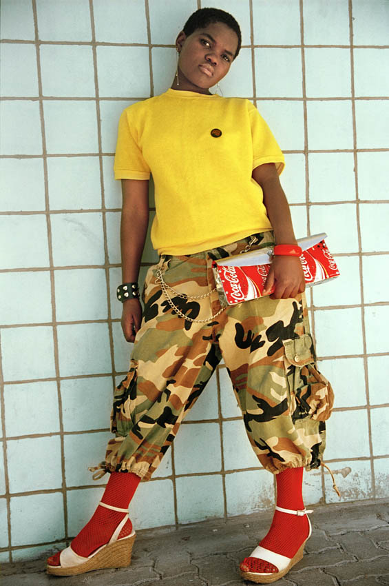 Internationally Dope South African Street Fashion