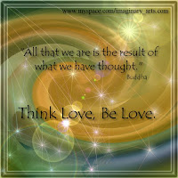 Think Love, Be Love