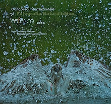 Capa do Livro -  ASFERICO- International Nature Photography Competion-Italia