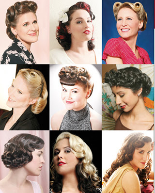 hairstyling books. The ook covers a vast range