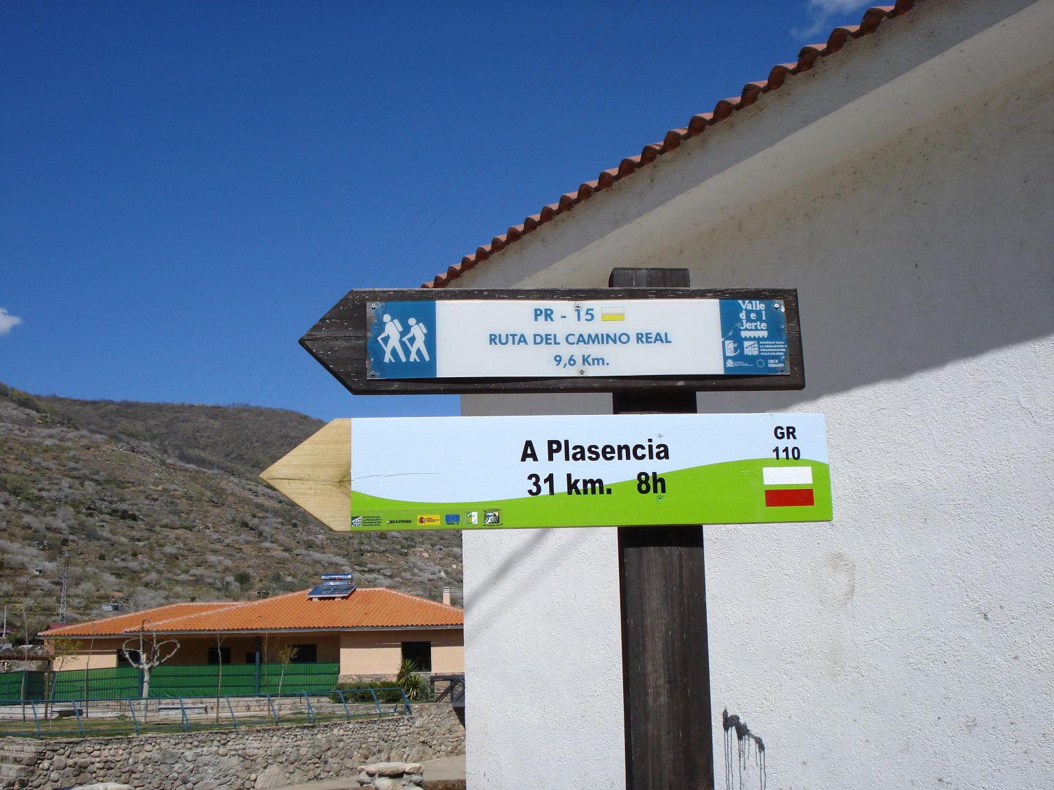 A Patear Pr Cc 15 Camino Real Navaconcejo Piornal