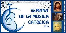 Toda la Información sobre la Semana de la Música Católica