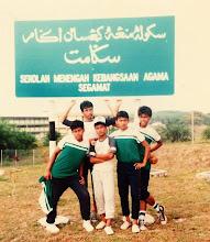 Pasukan Sepak Takraw 1989