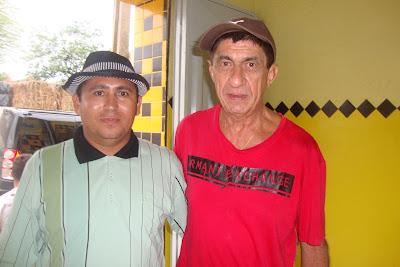 RAIMUNDO FAGNER, EM LIMA CAMPOS